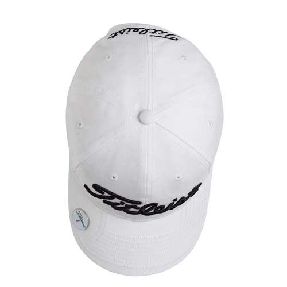 MŨ TITLEIST BALL MKR CAP WH/ROY EA